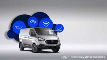 FORDLiive Uptime System Delivers Productivity Boost for Van Fleets with Launch of Ford Telematics Essentials