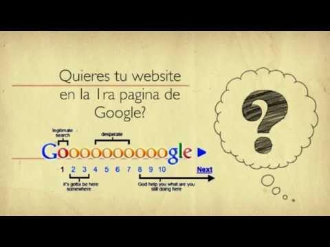 Como estar de primero en Google