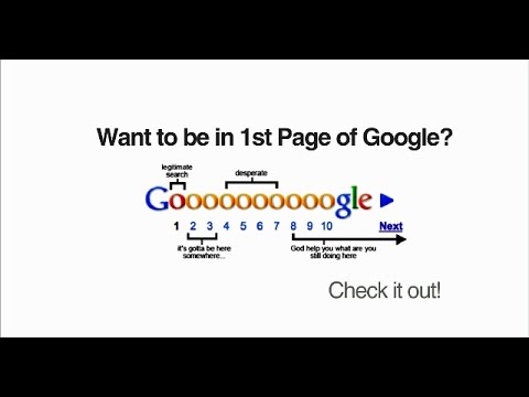 How to be first on Google Boost Google Rank