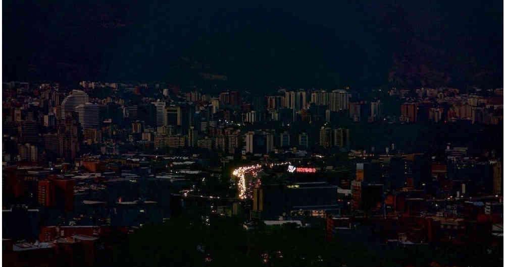 Venezuela apagón