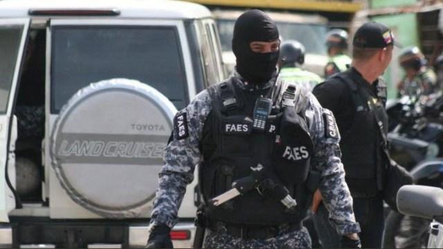 Las FAES son uno de los cuerpos más cruentos del régimen / Foto: Provea