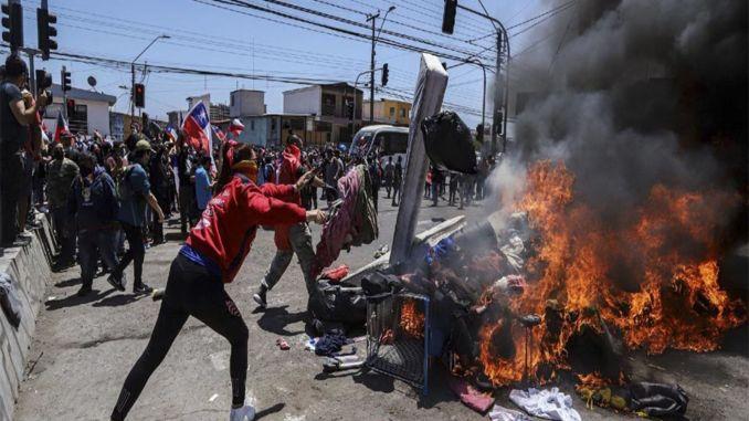 Fiscalía de Chile investiga agresión a migrantes venezolanos Noticias de Nueva Esparta