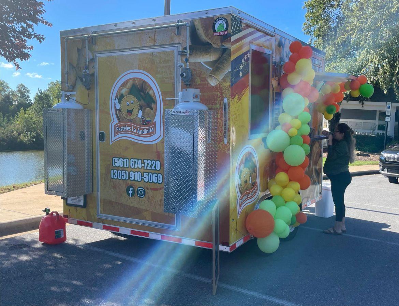 Recently Opened in Cornelius NC: Pasteles La Andinita Food Truck