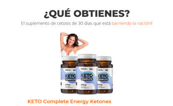 ¿Cómo funciona Keto Complete?