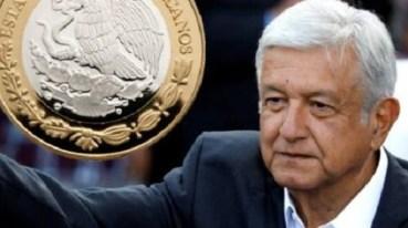 He fortalecido al peso: López Obrador