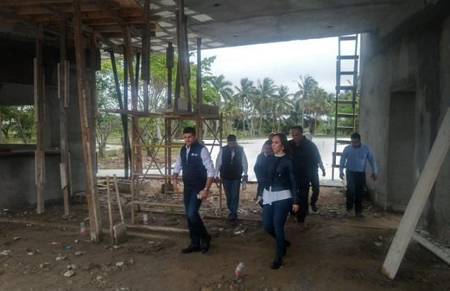 Obras del gobierno estatal, refrendan el fortalecimiento del tejido social: Miguel Gómez
