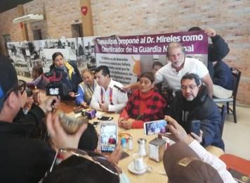 Inicia en Tamaulipas Consulta nacional ciudadana en apoyo al Doctor Mireles