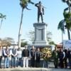 Conmemoran en Tampico el CLIII Aniversario Luctuoso del General Pedro José Méndez