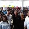 Roberto Vega, muestra capital político en su cumpleaños