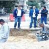Supervisa Adolfo Cabal Reparación de Colector Sanitario en Ciudad Madero