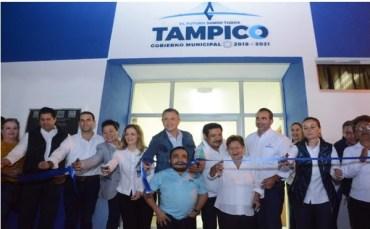 Inaugura Chucho Nader Oficina de Gestión y Enlace Municipal en la colonia Morelos