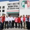 Rinde protesta dirigencia municipal del PRI en Río Bravo