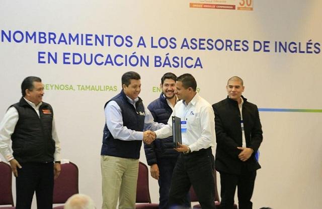 """A """"LOS TEACHERS"""" LES HIZO JUSTICIA EL GOBERNADOR DE TAMAULIPAS"""