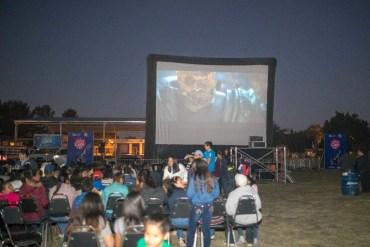 """Llevan """"Todos al Cine"""" en Tamaulipas"""