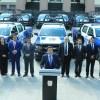 Entrega Gobernador 40 patrullas más para reforzar labores de seguridad en el estado