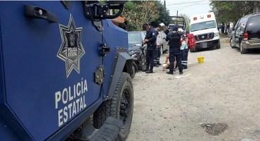 Detienen a presuntos ladrones de motocicleta