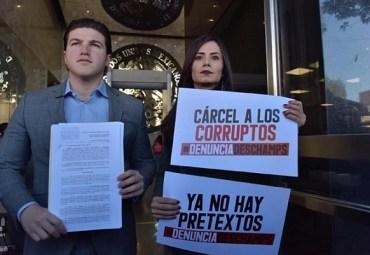 Senadores denuncian a Carlos Romero Deschamps por 11 delitos, incluido huachicoleo