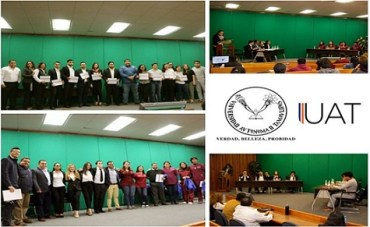 Derecho y Veterinaria ganan debate estudiantil de la UAT