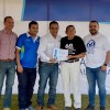 Celebra Gobierno de Altamira 60 aniversario de fundación de la Primera Liga de Fútbol en el municipio