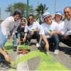 Realizan diseños para el mejoramiento visual en calles de Tampico
