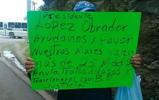 Peña Nieto se Llevó la Indemnización de BP; Pescadores Claman Ayuda a AMLO