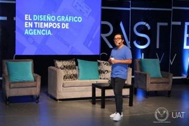 Exitoso congreso de diseño gráfico realiza la FADU-UAT