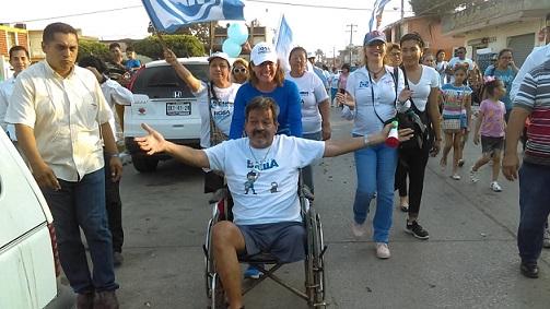 Va Rosa González por Mayor Apoyo al Deporte
