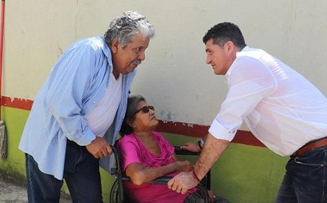 Buscaré recursos para iluminar  la Pedrera, Arrecifes y Arboledas; desde el Congreso mejoraremos su seguridad: Gómez Orta.