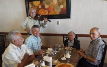 Festejan 86 años del Lic. José Ascensión Maldonado Martínez