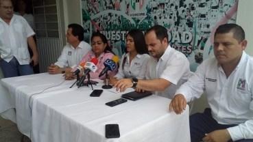 PRI Tamaulipas presenta 8 denuncias ante autoridad electoral.