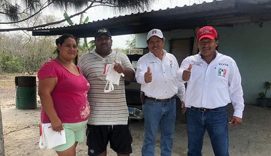 """""""Los Ejidos en Aldama y Altamira están olvidados"""": El Chilero."""