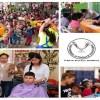 Dedica UAT brigada de servicio social a la niñez en Victoria