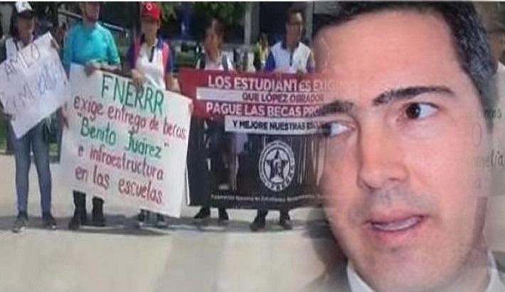 """HASTA EL DELEGADO FEDERAL """"J.R."""", ES UNA DECEPCIÓN EN TAMAULIPAS"""