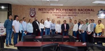 Asiste Alma Laura Amparán a conmemoración del 83 aniversario del IPN