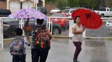 Alerta Protección Civil por sistema frontal No. 55; trae lluvias