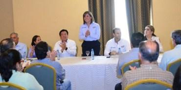 Impulsará Rosa González Mayor Desarrollo Económico, Empleo y Seguridad en Tampico