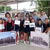 Difunden jóvenes de la UAT patrimonio histórico de Ciudad Victoria