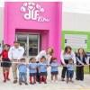 Amplía DIF Tamaulipas sus espacios de guarderías infantiles en el estado.