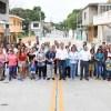 Moderniza Chucho Nader las Vialidades en la Zona Norte