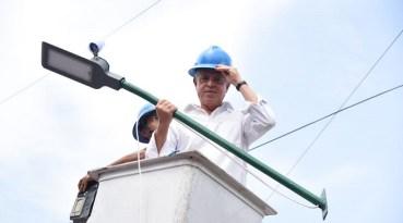 Pide Chucho Nader Redoblar el Paso a su Gabinete; hay que Cumplir Expectativas en Primer Año