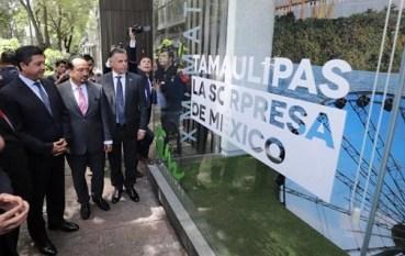 Promoción Turística del Estado Impulsará el Desarrollo de Tampico: Chucho Nader