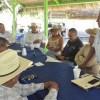 Sostiene Desarrollo Rural reunión con productores de Jaumave