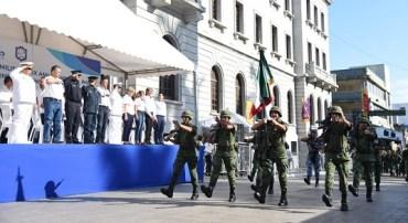 """""""Se vivió gran momento de civilidad y paz durante el grito"""": Chucho Nader"""