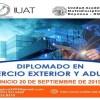Invita UAT a cursar diplomado en Comercio Exterior y Aduanas