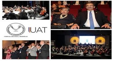 Presentan concierto por el 69 aniversario de la UAT