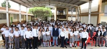 """Jóvenes Tamaulipas lleva a Reynosa la conferencia """"no existen obstáculos para lograr tus metas"""""""