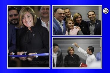«Está es la Casa de Todos; Vamos a Pelear por un Mejor Tampico y por Tamaulipas»: Rosa González