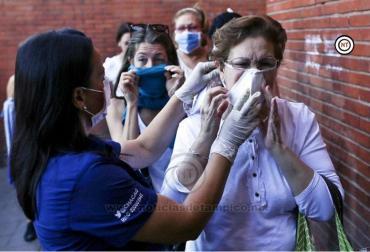 Aumentan a 52 los casos de COVID-19 en Tamaulipas.