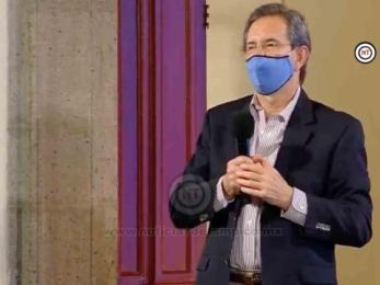 Esteban Moctezuma presenta protocolo para regreso a clases