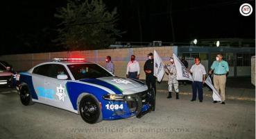 Arranca Madero Programa de Fortalecimiento de Seguridad en las Escuelas